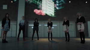 no Mercy- Inner Circle mutants listen to Reeva describe the bank attack- The Gifted, Fox, X-Men