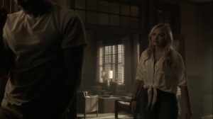 no Mercy- Lauren tells Reed that she'll protect him if necessary- The Gifted, Fox, X-Men