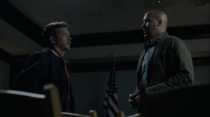 no Mercy- Ted tells Jace that a top level Purifier wants to meet with him- The Gifted, Fox, X-Men