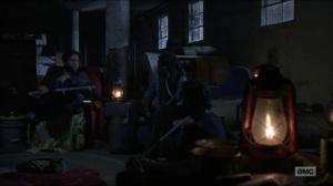 Stradivarius- Luke talks about his Stradivarius- The Walking Dead, AMC