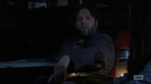 Stradivarius- Luke talks about survival of the fittest- The Walking Dead, AMC
