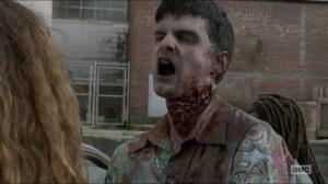 Stradivarius- Michonne kills Bernie walker- The Walking Dead, AMC