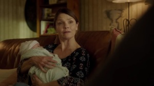 the dreaM- Aunt Dane is asked by Lorna to take care of Dawn- The Gifted, Fox, X-Men