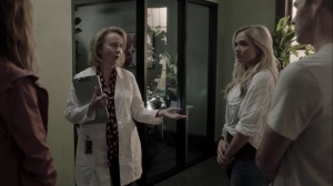 the dreaM- Dr. Garber hopes Lauren will help with Reed's treatment- The Gifted, Fox, X-Men