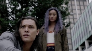the dreaM- John and Clarice track the Inner Circle- The Gifted, Fox, X-Men