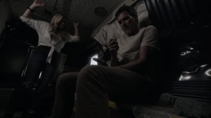 the dreaM- Lauren and Reed on the way to the doctor- The Gifted, Fox, X-Men