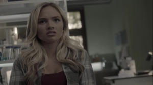 the dreaM- Lauren learns that Dr. Garber could suppress the X-gene in all mutants- The Gifted, Fox, X-Men