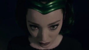 the dreaM- Polaris and her headpiece- The Gifted, Fox, X-Men
