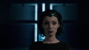the dreaM- Polaris with her crown- The Gifted, Fox, X-Men