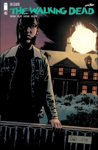 The Walking Dead #185- Cover