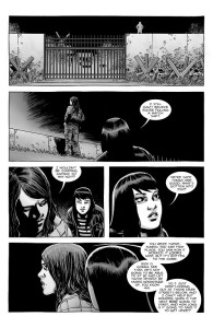 The Walking Dead #185- Magna and Yumiko talk about the Commonwealth