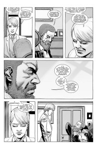 The Walking Dead #185- Rick and Pamela talk about family members they've lost