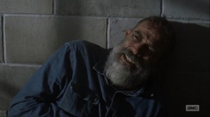 What Comes After- Negan begs Maggie to kill him- The Walking Dead, AMC