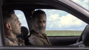 What Comes After- Rick apologizes to Shane for what he did- The Walking Dead, AMC