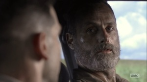 What Comes After- Rick talks with Shane- The Walking Dead, AMC