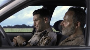 What Comes After- Shane and Rick talk- The Walking Dead, AMC
