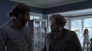 Who Are You Now- Luke asks Siddiq why things changed- The Walking Dead, AMC