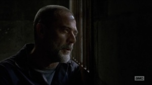 Who Are You Now- Negan talks with Judith about math- The Walking Dead, AMC
