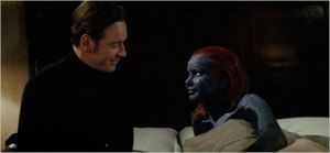 X-Men First Class Magneto and Mystique