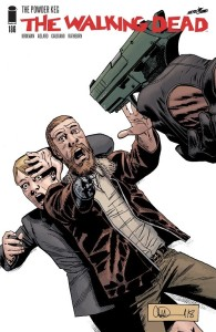 The Walking Dead #186- Cover