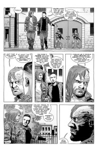 The Walking Dead #186- Dwight and Laura talk about the Commonwealth