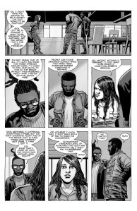 The Walking Dead #186- Magna, Vincent, and Heath discuss staying alert in Alexandria