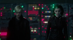 gaMe changer- Andy and Lorna prepare to destroy the Regimen security console- The Gifted, Fox, X-Men