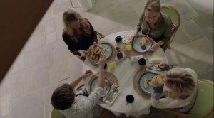 gaMe changer- Dr. Garber has breakfast with the Struckers- The Gifted, Fox, X-Men
