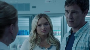 gaMe changer- Dr. Garber tells Reed that Lauren should never have been born- The Gifted, Fox, X-Men