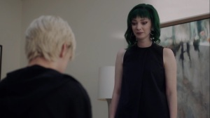 gaMe changer- Lorna tells Andy what it meant to give up Dawn- The Gifted, Fox, X-Men