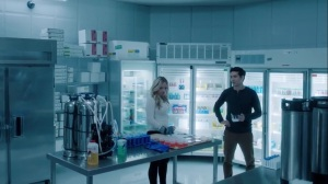 gaMe changer- Noah brings Lauren to the lab- The Gifted, Fox, X-Men