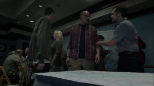 gaMe changer- Ted tells Jace about the attack near the clinic- The Gifted, Fox, X-Men