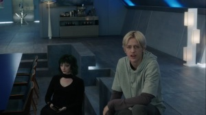 eneMy of My eneMy- Andy and Lorna watch Benedict Ryan condemn the mutants- The Gifted, Fox, X-Men