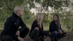 eneMy of My eneMy- Andy tells Lauren about Rebecca, Clarice tells the Struckers to get ready- The Gifted, Fox, X-Men
