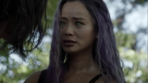 eneMy of My eneMy- Clarice apologizes to John for not being there when he was kidnapped- The Gifted, Fox, X-Men