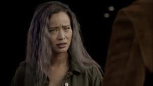 eneMy of My eneMy- Clarice offers to go with John to meet Lorna- The Gifted, Fox, X-Men