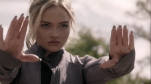 eneMy of My eneMy- Lauren and Andy train- The Gifted, Fox, X-Men