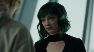 eneMy of My eneMy- Lorna tells Andy that Sage located where John is being held- The Gifted, Fox, X-Men