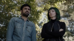 eneMy of My eneMy- Marcos and Lorna prepare to part ways again- The Gifted, Fox, X-Men