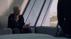 hoMe- Andy tells Lorna about the Frost Sisters wanting Lauren- Fox, X-Men, The Gifted