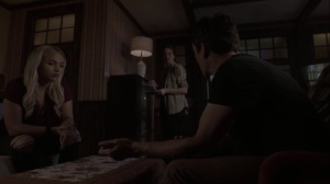 hoMe- Caitlin notices that Reed has less of his serum than before- Fox, X-Men, The Gifted