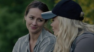 hoMe- Caitlin talks with Lauren- Fox, X-Men, The Gifted