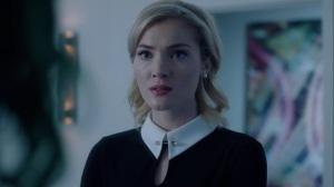 hoMe- Esme warns Lorna- The Gifted, Fox, X-Men
