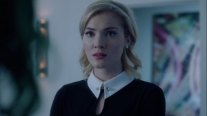 hoMe- Esme warns Lorna- The Gifted, Fox, X-Men