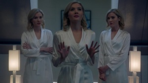 hoMe- Frost Sisters consider bringing Lauren in to join them- Fox, X-Men, The Gifted