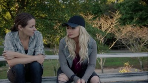 hoMe- Lauren tells Caitlin about fighting Andy in her dream- Fox, X-Men, The Gifted