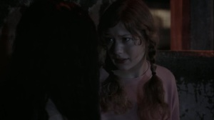 hoMe- Lily tells Blink that she can handle their foster father- Fox, X-Men, The Gifted