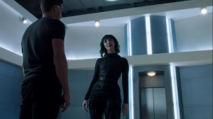 hoMe- Lorna tries to get Max to talk about his secret mission- Fox, X-Men, The Gifted