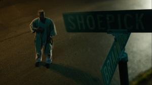 Kiss Tomorrow Goodbye- 2015 Wayne at the intersection of Shoepick and Briarwood- HBO, True Detective