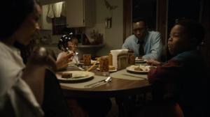Kiss Tomorrow Goodbye- Hays family has dinner- HBO, True Detective